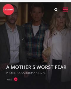 Lifetime movie featuring songs from Lovehate
